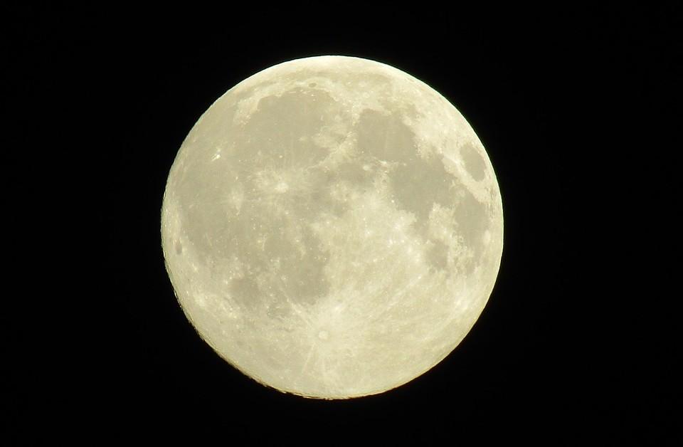 射手座の満月