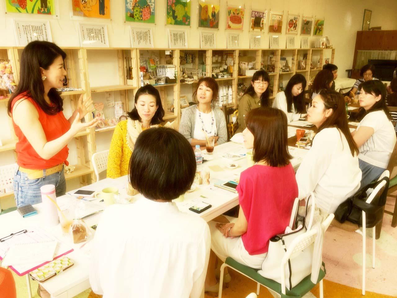横浜フリーランス女性異業種交流会