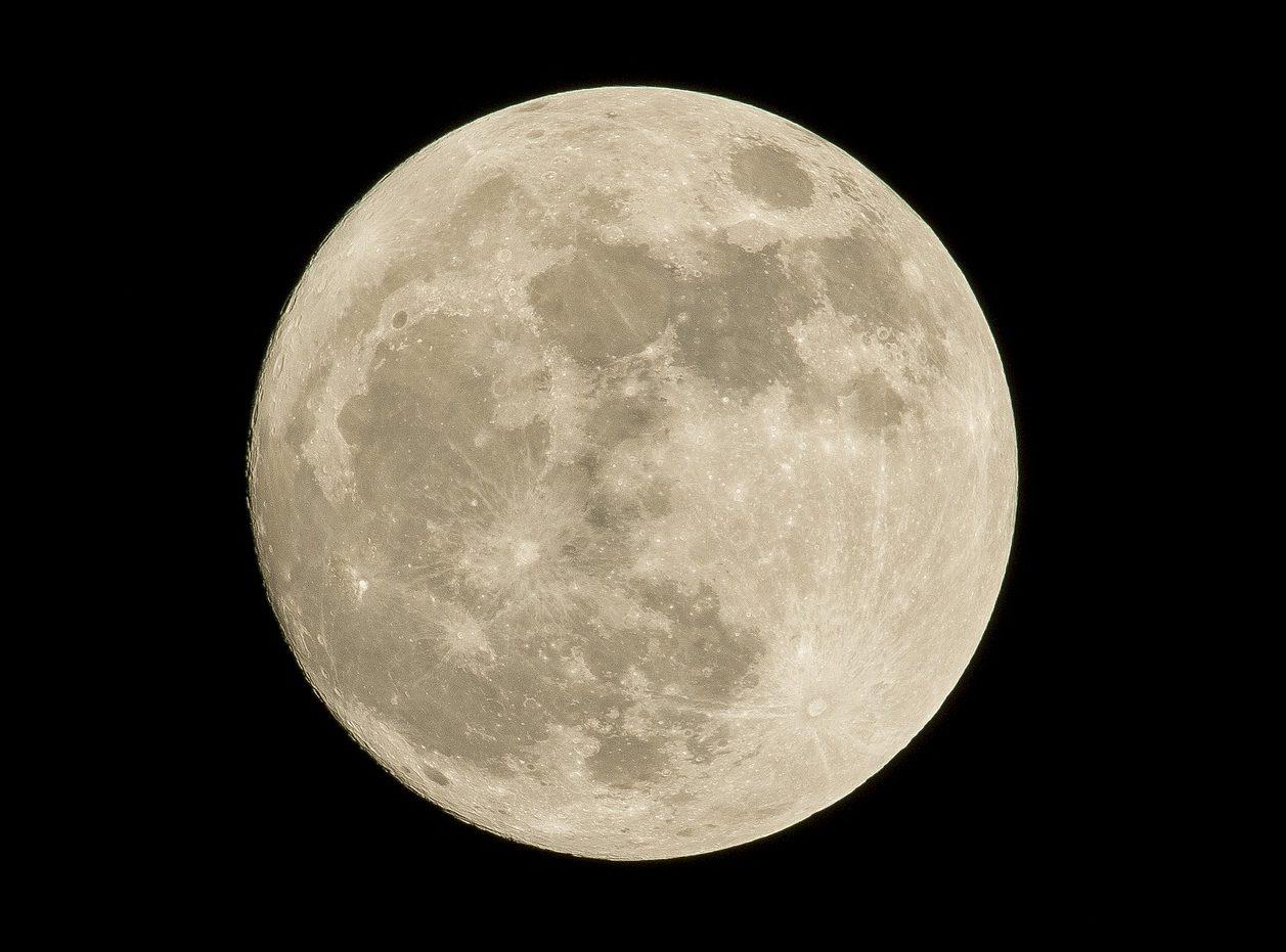 山羊座の月