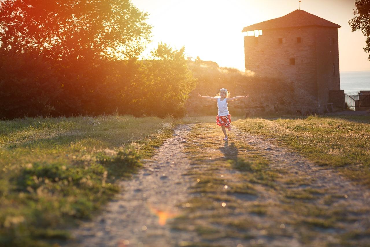 蟹座の月。自分の内側にある、子供の心と一緒に遊んでみる