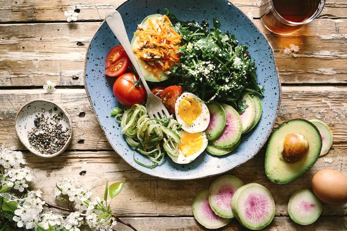 幸運体質になる99の方法:その21「エネルギーの高いものを食べる」