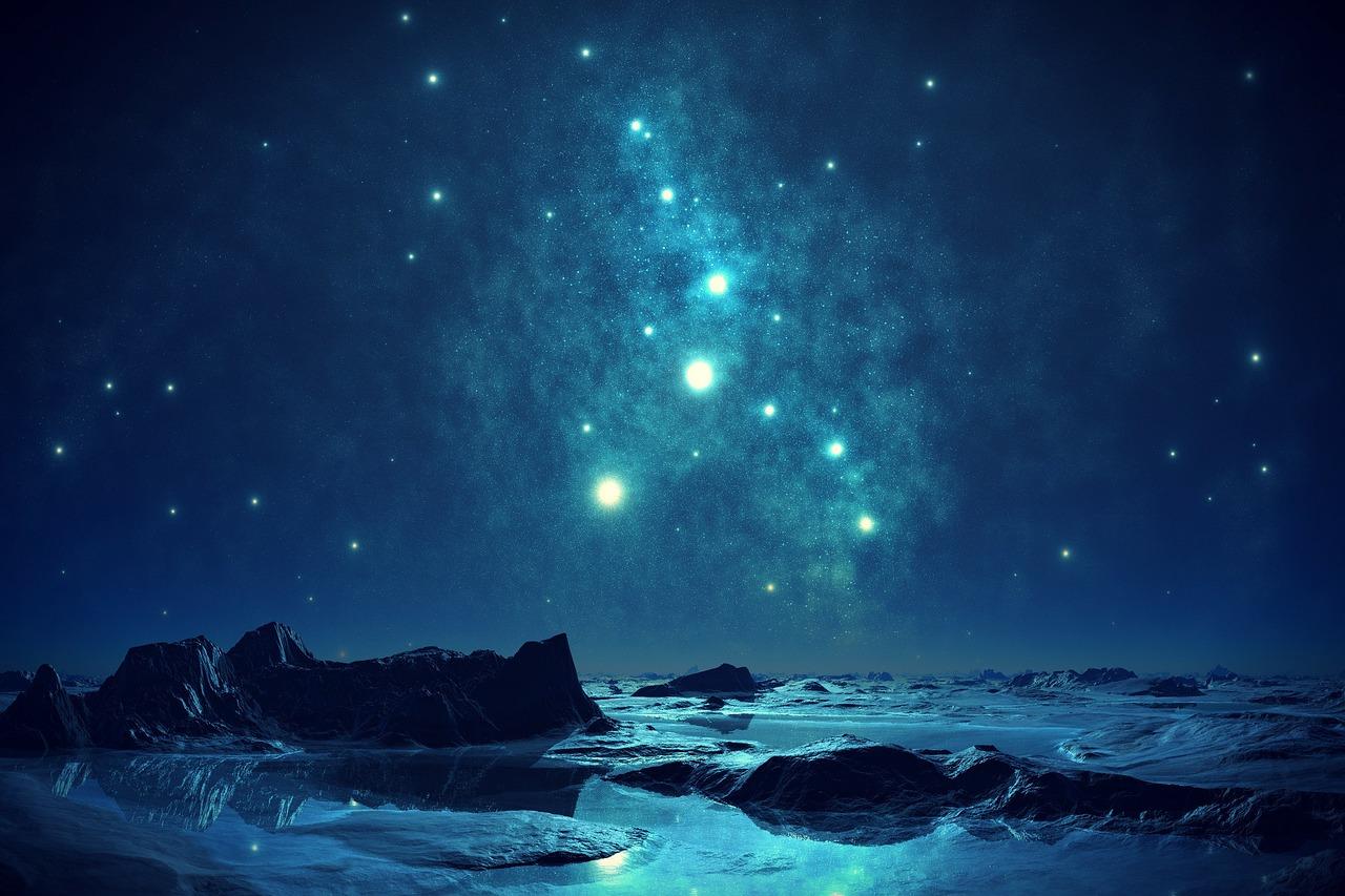>『星読み』と『癒し』の個人セッション