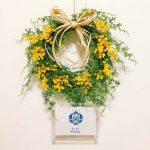ミモザの花のパワーとは?サロンの看板は「幸せの黄色いミモザ」でお迎えします!