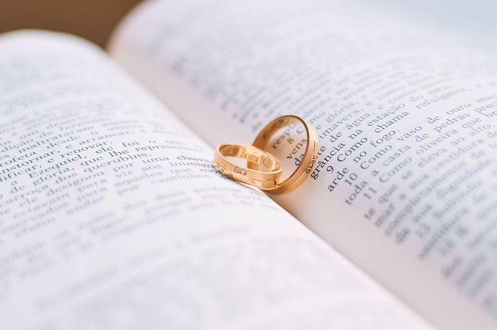 結婚のスピリチュアルな意味