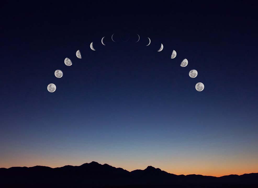 月を味方につけてツキを呼ぶ方法