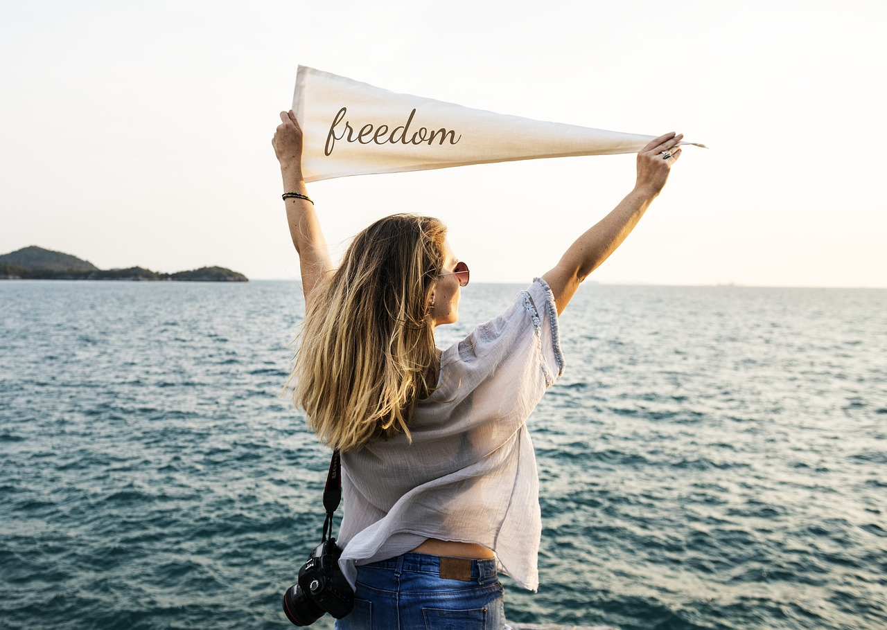 誰にでも与えられている、完全に自由なこととは?