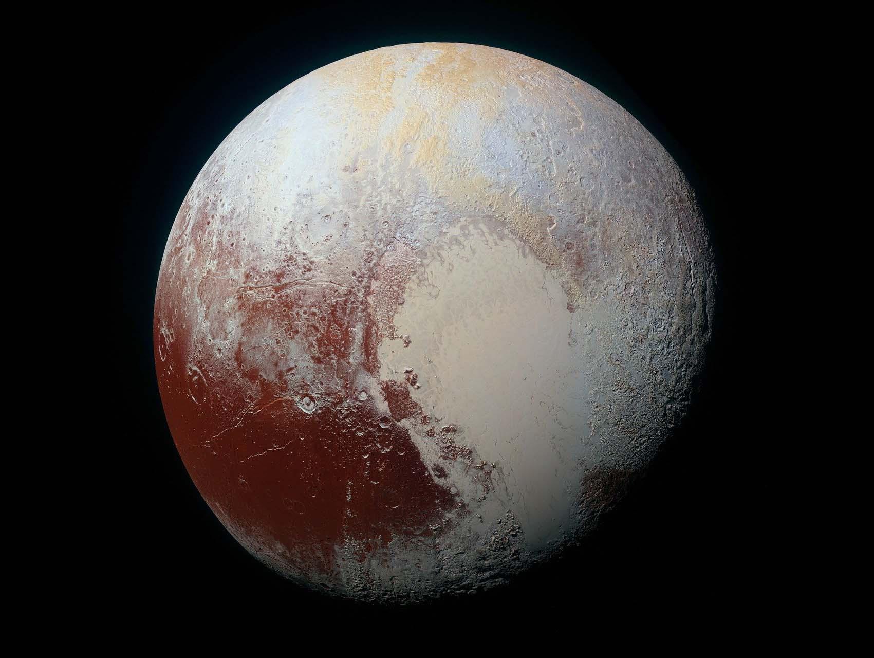 冥王星がもたらす愛と変容〜容赦ない破壊の先にあるもの