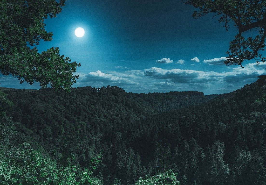 6月6日は射手座満月(月食)〜光のサイドに焦点を当てて、ちょっと遠くの目標を目指してみる