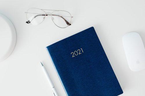 2021年・開運手帳セッション