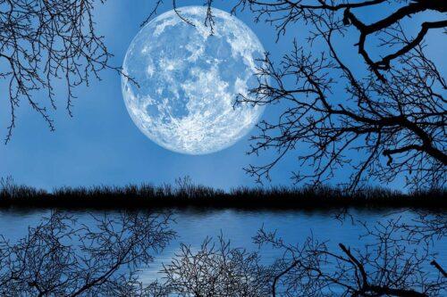 乙女座満月
