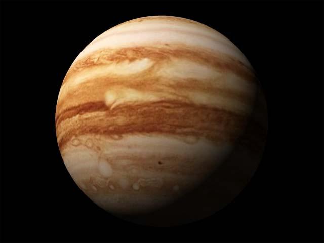 木星の年齢域