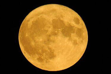 射手座月食